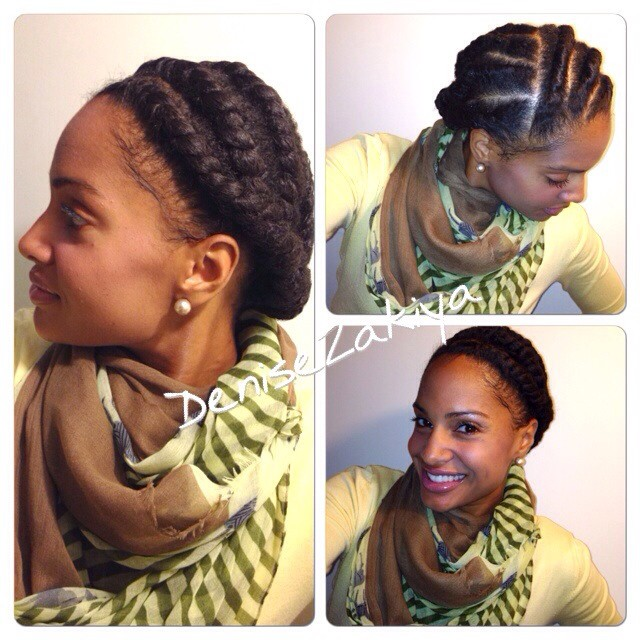 Protective Hair Styles For Front Edges Edges Are Slowly