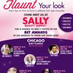 Sally Social Media Flyer-ChicagoBloggers2
