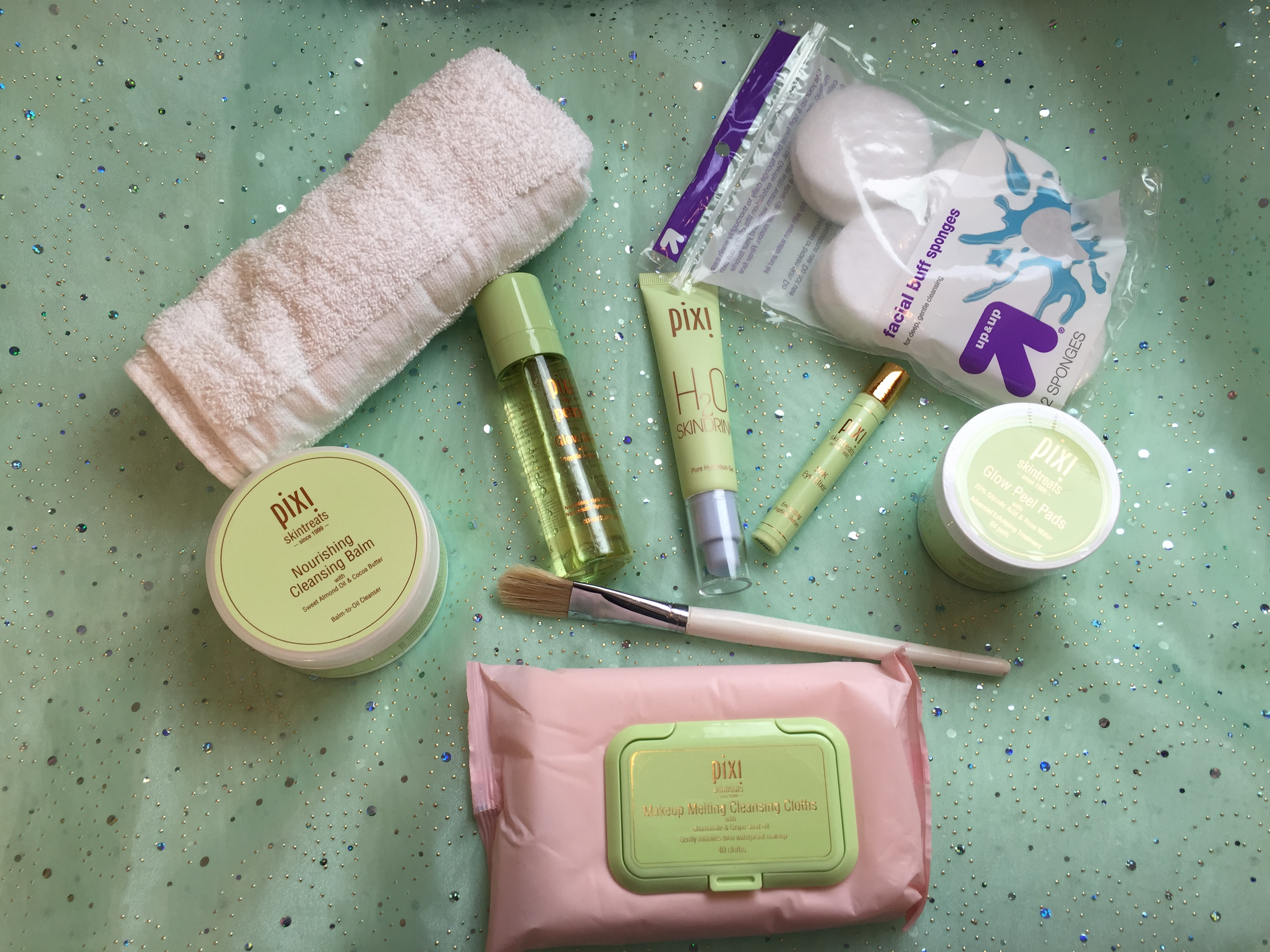 My Pixi Beauty Skintreat Review