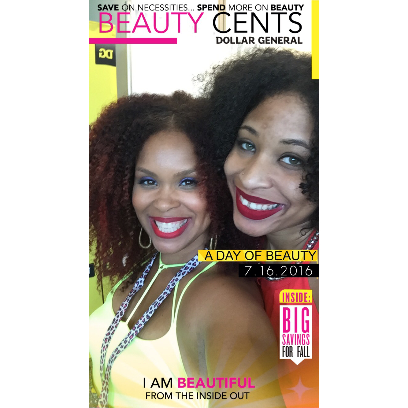 Beauty Inside & Out with Dollar General